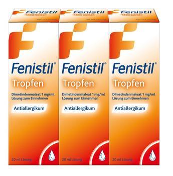 Fenistil Tropfen (3x20 ml)