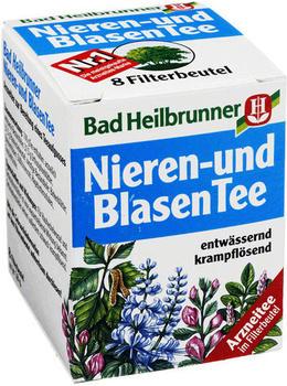 Bad Heilbrunner Blasen- und Nieren Tee (8 Stk.)