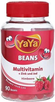 Amapharm YaYa Beans Himbeere Zink und Jod