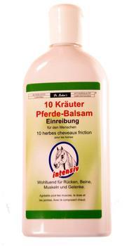 Axisis 10 Kräuter Pferde Balsam Einreibung intensiv