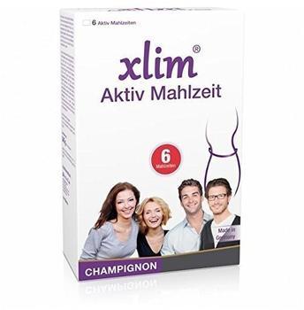 biomo-vital GmbH XLIM Aktiv Mahlzeit Champignon Pulver