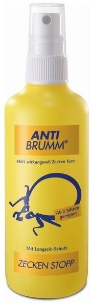 Anti-Brumm Zecken Stopp Spray