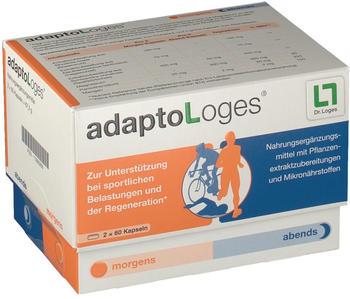 Dr. Loges adaptoLoges Kapseln (120 Stk.)