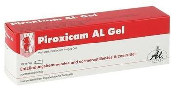 piroxicam-al-gel-100g