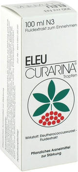 Eleu Curarina Tropfen 100 ml