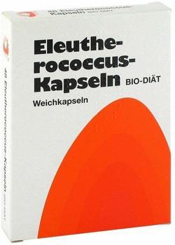 Bio-Diät-Berlin ELEUTHEROCOCCUS Kapseln N 48 St