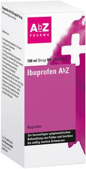 AbZ-Pharma Ibuprofen Abz Sirup (100ml) 40 mg/ml