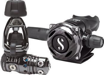 Scubapro MK 25 EVO / A700 Carbon Black Tech