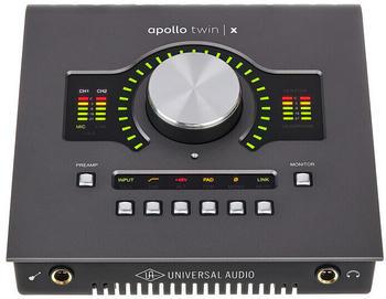 Universal Audio Apollo Twin Duo Heritage Edition