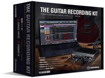 Steinberg UR22C Guitar Recording Kit