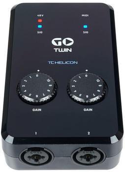TC-Helicon Go Twin