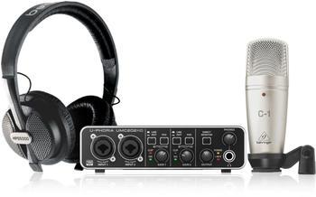 Behringer U-Phoria Studio Pro