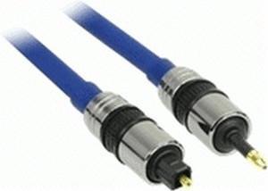 InLine 89914P Premium Opto Mini-Toslink / Toslink (0,5m)