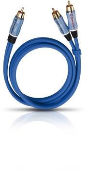 Oehlbach BOOOM! Y-Cinch-kabel (5,0m)