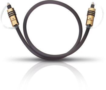 Oehlbach 6083 Hyper Profi Opto Optisches Digitalkabel (3m)