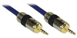 InLine 99951P Premium 3,5mm Klinkenkabel (1m)