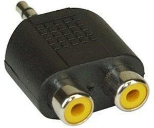 InLine 99302 Klinke-Cinch Adapter