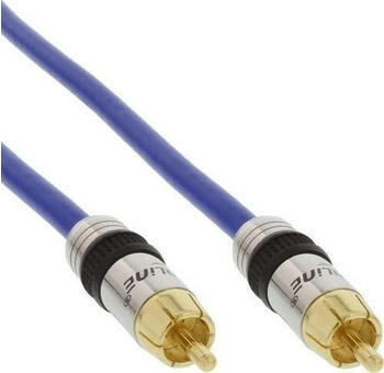 InLine 89402P Premium Digitales Cinch Kabel (2m)