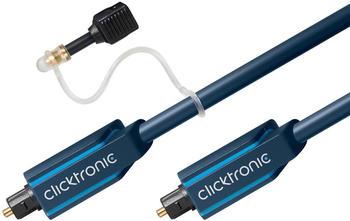 Clicktronic 70370 Casual Opto-Kabel-Set (5m)