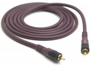 G&BL HEDD1 koaxiales Digital-Kabel (1m)