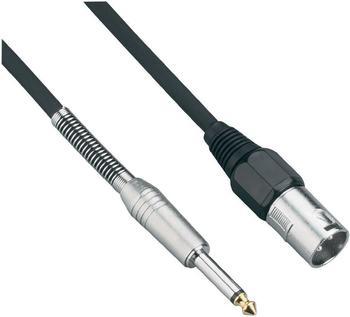 Paccs LK24SW150CD LS-Kabel XLR-M / Klinke (15m)