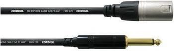 Cordial CCM 10 MP Mikrofonkabel (10m)
