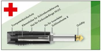 Sommer Cable HI-J63TC-SM Hicon Klinkenstecker
