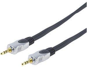 HQ HQSS2404/10 3,5mm Klinkenkabel Stereo (10m)
