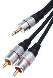 HQ HQSS3458/1.5 Audiokabel (1,5m)