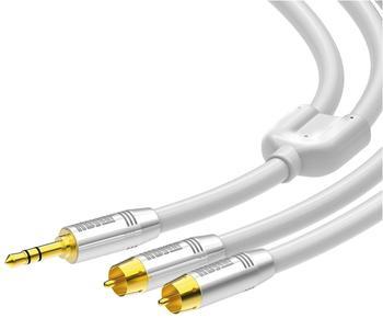 HDgear AC0120-030 Premium 3,5mm Adapterkabel (3m)