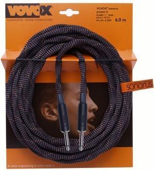 Vovox 6.3204 sonorus protect A 600 Klinke-M / Klinke-M (6m)