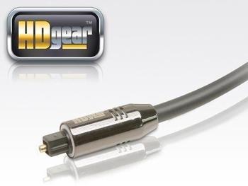HDgear TC0040-25 Premium Toslink Kabel (25m)