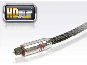 HDgear TC0040-15 Premium Toslink Kabel (15m)