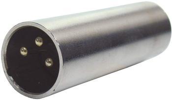 Paccs Adapter Doppelverbindung XLR-M / XLR-M