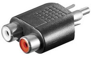 Goobay A 179 Cinch Audio Adapter