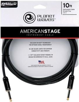 Planet Waves PW-AMSG-10 Instrumentenkabel (3m)
