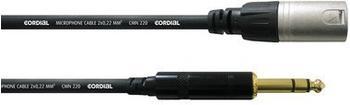 Cordial CFM 0.6 MV Mikrofonkabel (0,6m)