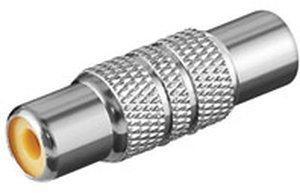 Goobay A 184 Cinch-Kupplung Metall