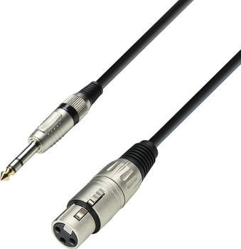 Adam Hall K3BFV0600 Mikrofonkabel XLR-F (6m)