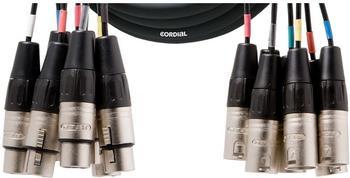 Cordial CML 8-0 FM 5 C Multicore-Kabel (5m)