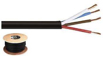 Monacor SPC-540 Lautsprecherkabel 4 x 2,5mm² (50m)