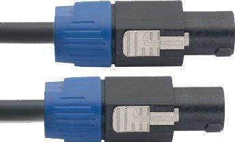 Stagg NSP10SS25CR Lautsprecherkabel 4 x 2,5mm² (10m)