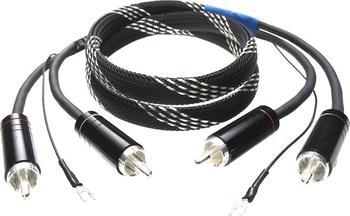 Pro-Ject Connect it Phono RCA-CC Cinch-Kabel (1,23m)