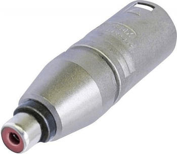 Neutrik NA2MPMF Adapter XLR Kabelstecker zu Cinch (RCA) Buchse