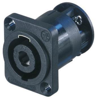 Neutrik NL4MP-ST (Schrauben Typ) Stecker 4-polig Speakon Gehäuse Plattenmontage