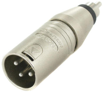 Neutrik 3pol. XLR NA2MPMM Adapter NTR-NA2MPMM
