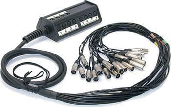 Cordial CYB 16-4 C Multicore Kabel (16x IN/4x Out, Länge 30m)