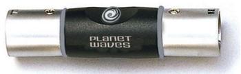 Planet Waves PW-P047EE Coupler Adapter XLR Male Schwarz