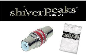 Shiverpeaks BASIC-S Audio-Adapter Cinchkupplung mono