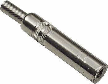 BKL Electronic Klinkenkupplung Mono 6,3mm Metall